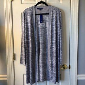 Apt. 9 Long Cardigan Size L